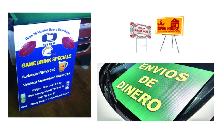 Discount business cards top quality expert advice plastic signs colourmoves