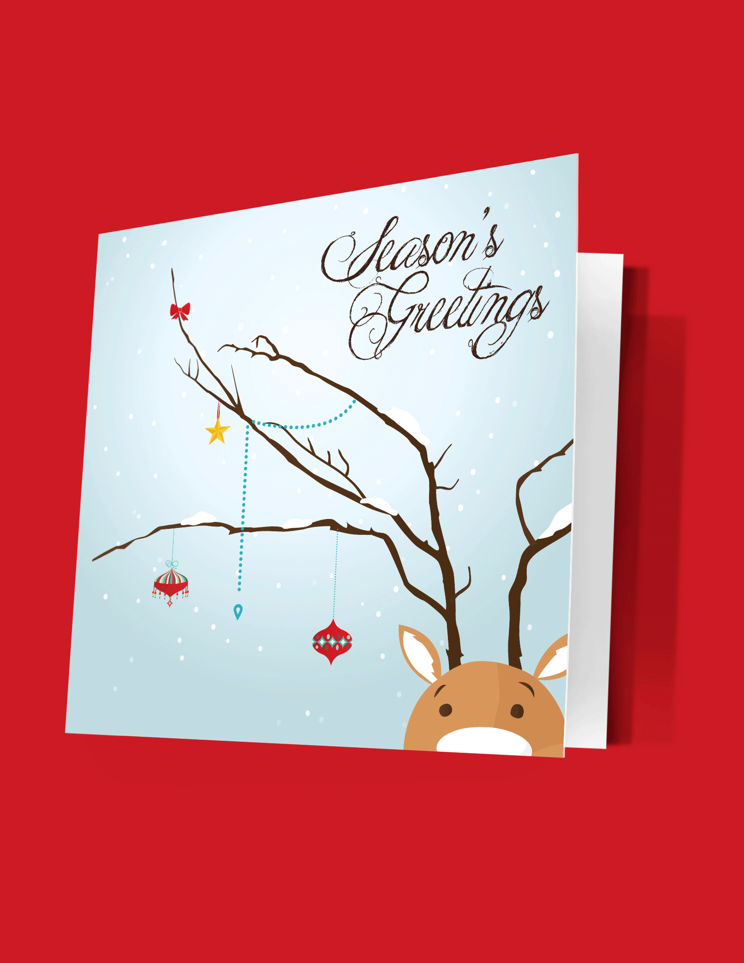 Custom Christmas Cards – Discount Business Cards